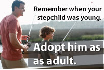 Stepchild adoption