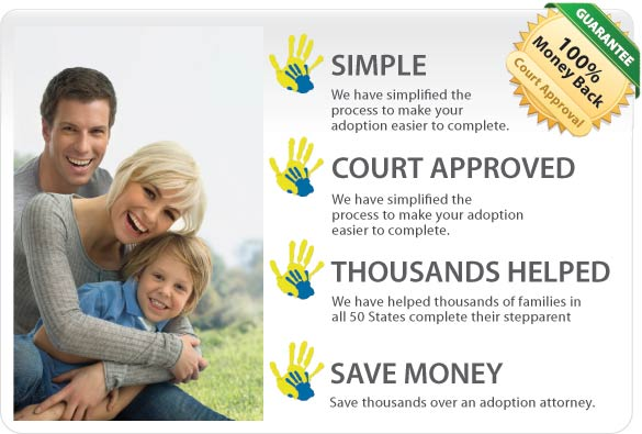Step Parent Adoption - adopt your stepchild.